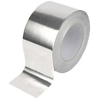 Tape Aluminium Foil 48mm x 50m
