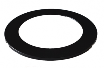 Black Ring Suit 10W Downlights