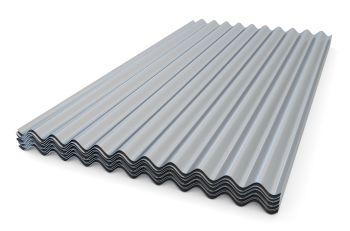 Corrugated Galvanised 0.42 BMT