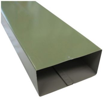 Rectangular Downpipe Colorbond  95x45x2400mm