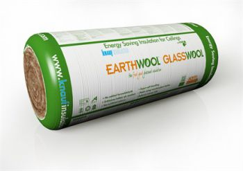 R6.0 Earthwool Ceiling 580mm  (7.40m²)