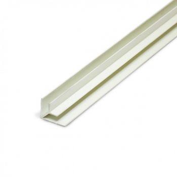 PVC Internal Corner Mould 6.0mm x 3000mm