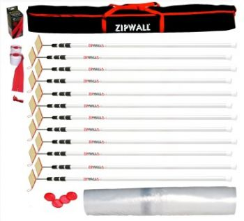 Zipwall Mega Contractor Kit